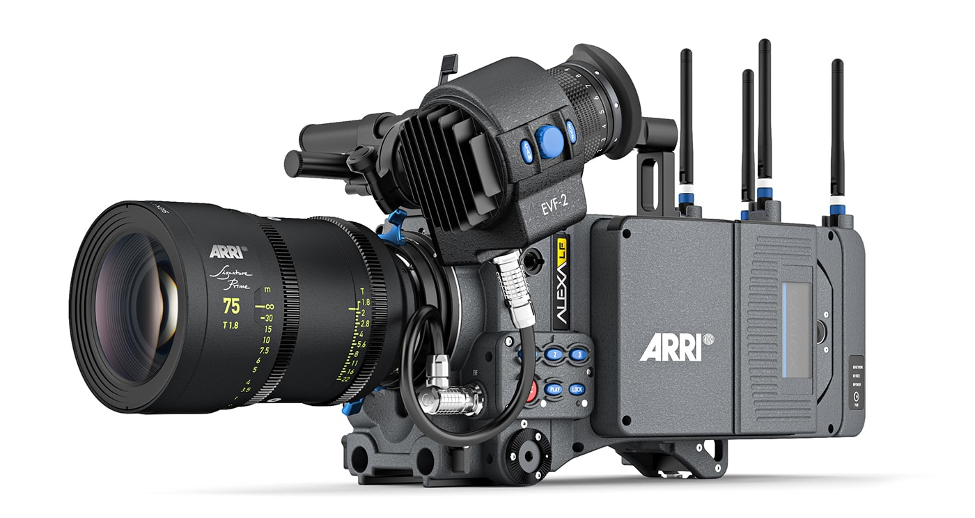 Digital Camera Rentals | Media Film Service